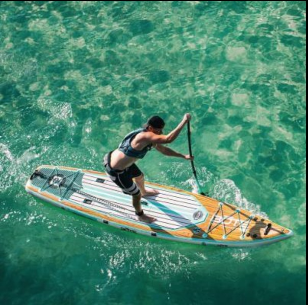 bote traveller aero paddle board for speed