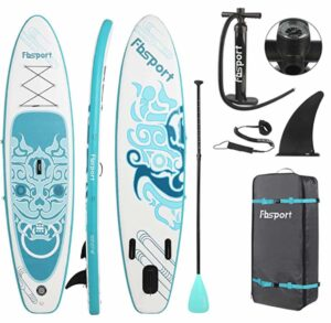 """FBSport 10'6"""" SUP Review"""