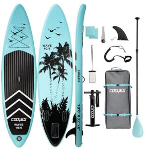 Cooyes 10 Foot paddle board