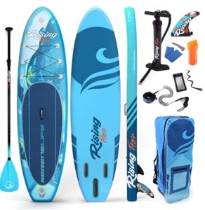 Serenelife Thunder Wave And Free Flow SUP Under $400