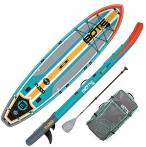 Bote Flood Aero Paddle Board SUP Review