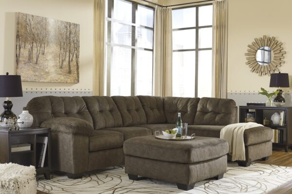 Accrington Earth Chaise Sectional Group