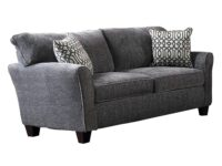 Alain Light Grey Loveseat AGA 8225NGY-2