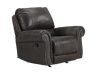 Breville Charcoal Rocker Recliner Chair