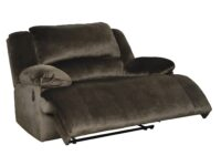 Clonmel Chocolate Recliner Chair Open ASLY 3650452