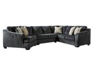 Eltman 3 Piece LAF Cuddler Sectional ASLY 41303-76-34-49