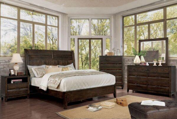 Agapetos Bedroom Collection alt FOA CM7581