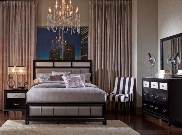 Barzini Bedroom Set No Chest
