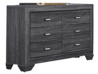 Beechnut Gray Dresser AGA 1904GY-5