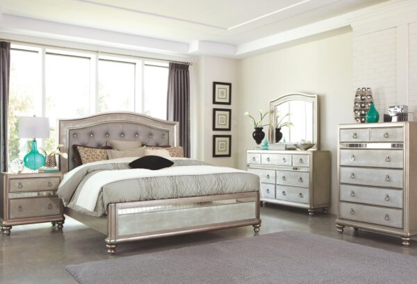 Bling Game Bedroom Collection CST 204181