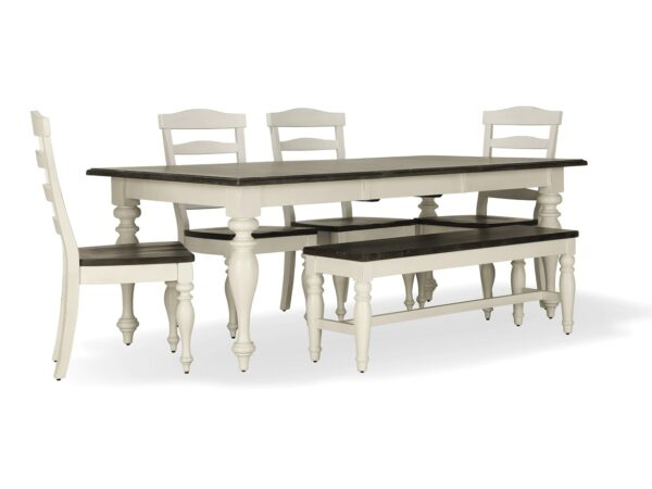 Carriage House 6-Piece Dining Set SD 1015