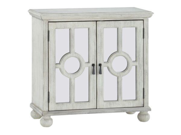 Colusa White Accent Cabinet AGA 1000A70WH