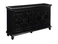Grondin Black Accent Cabinet CST 950639