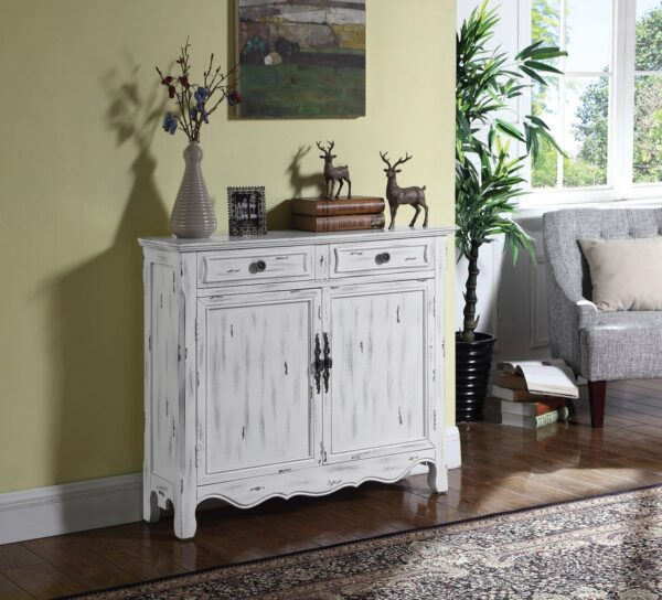 Harrisville Accent Cabinet (Room View)