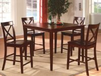 Theodore 5-Piece Counter Dining Set CR 2753