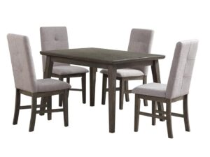 University 5-Piece Dining Set AGA 5163