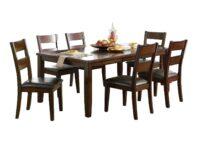 Wayne 7-Piece Dining Set AGA 5547-78