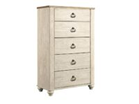Willowton Chest of Drawers ASLY B267-46