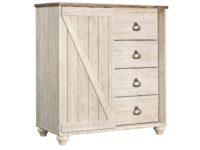 Willowton Dressing Chest ASLY B267-48