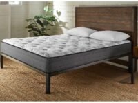 American Bedding Biscayne Plush Mattress (Room View)