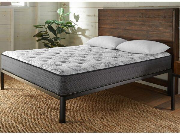 American Bedding Biscayne Plush Mattress (Room View)