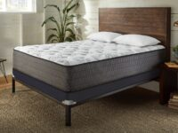 American Bedding Wrangell Firm Mattress (Room View)