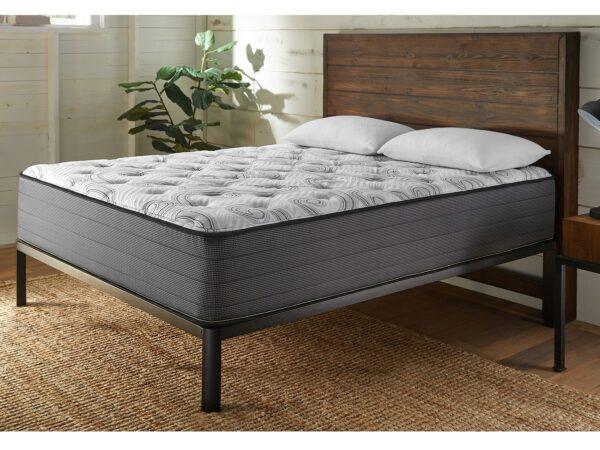 American Bedding Wrangell Plush Mattress (Room View)