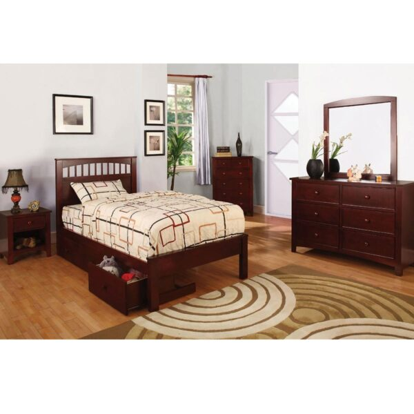 Carus Cherry Bedroom Collection FOA 7904CH
