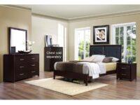Edina 4-Piece Bedroom Set (Room View)