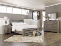 Zelen 4-Piece Bedroom Set (Room View)