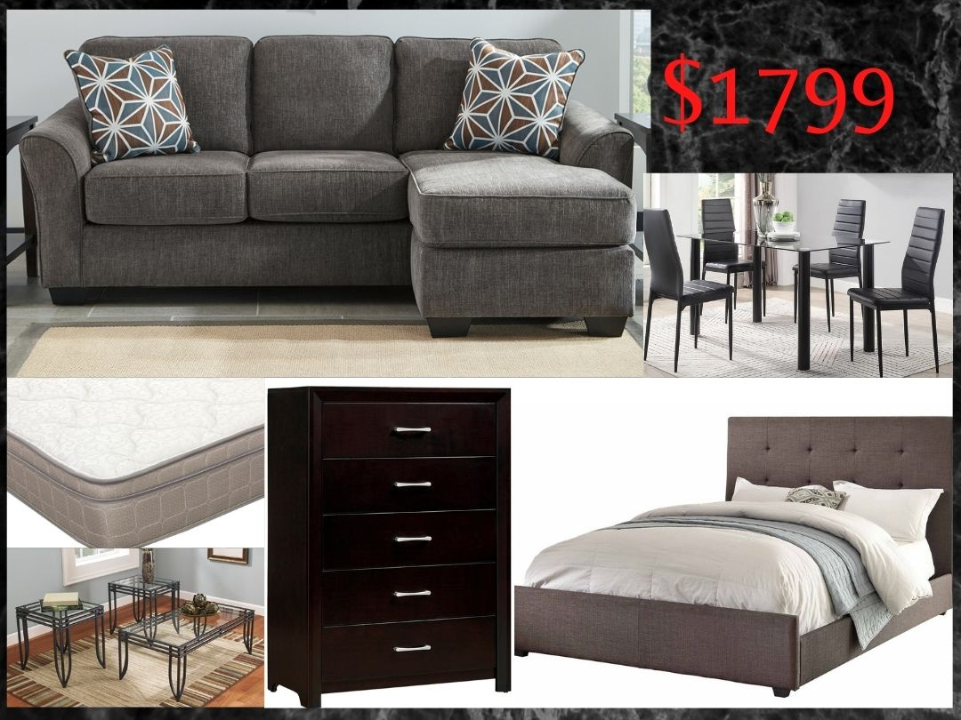 1799 Whole House Furniture Package
