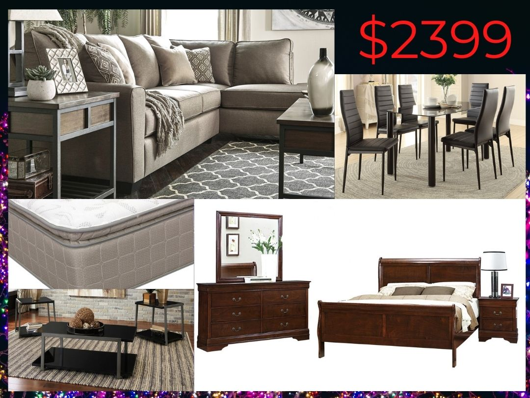 2399 Whole House Furniture Package
