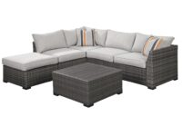 Cherry Point 4-Piece Outdoor Set ASLY P301-070