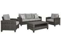 Cloverbrooke 4-Piece Outdoor Seating Set ASLY P334-081