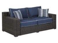 Grasson Lane Outdoor Loveseat ASLY P783-835