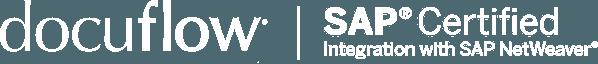 docuflow-SAP-certified logo