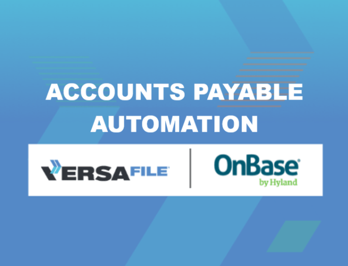 VersaFile partnered with Hyland to offer accounts payable solution