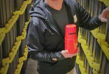 Tony B at the Craton Inc Warehouse in Atlanta, Georgia