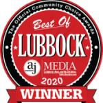 Winner of Best of Lubbock 2020