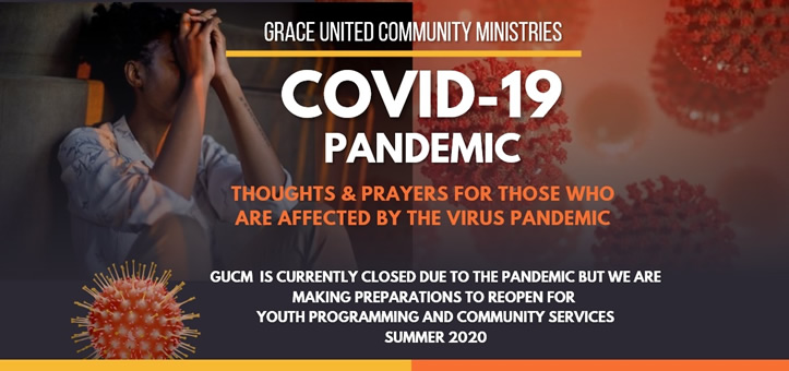 banner COVID-19 Image for Grace