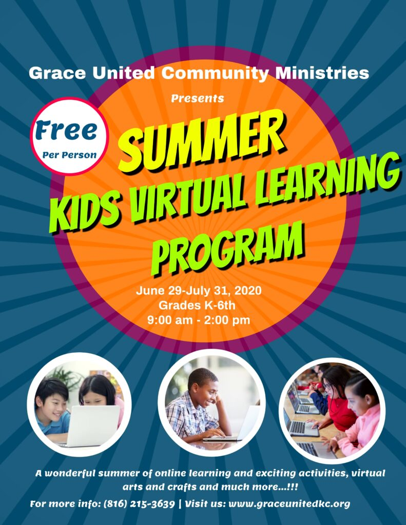 Kids Summer Camp Flyer 2020