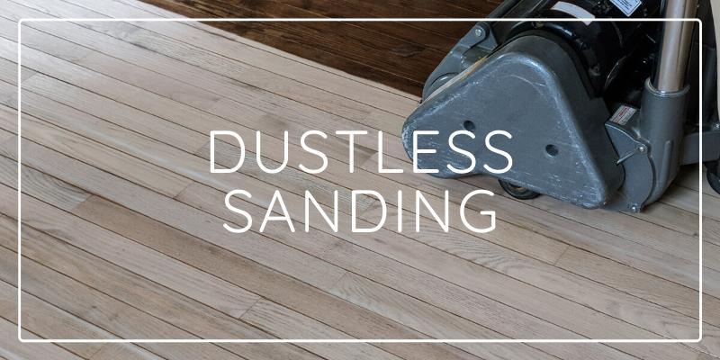 Dustless Sanding Services