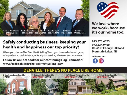 Denville Life Full Page Ad June