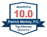 Patrick Markey 10.0 Ratings on AVVO