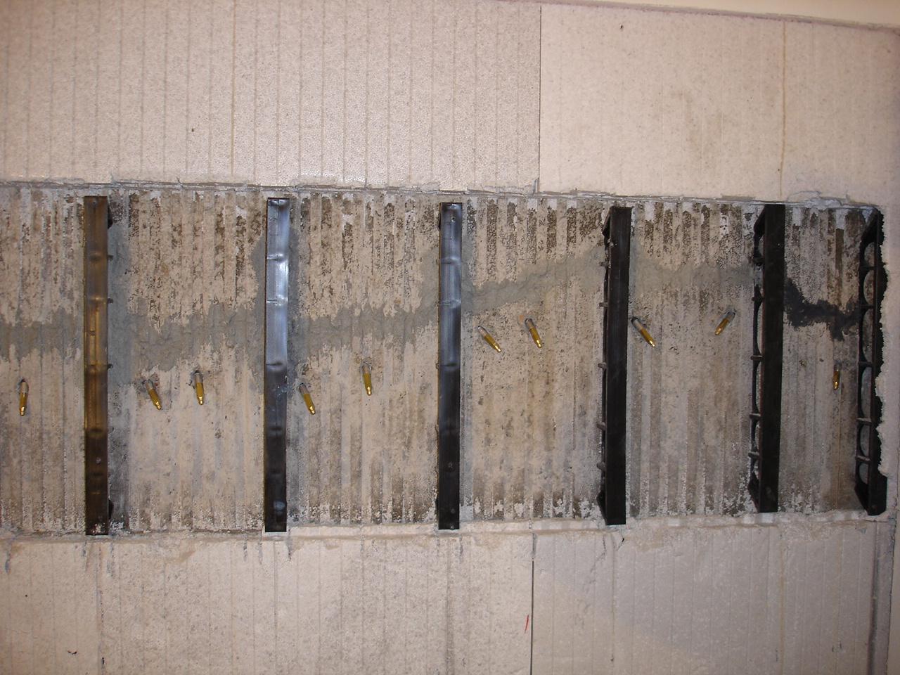 foundation crack repair sealing