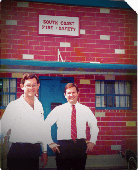 The Story Behind South Coast Fire & Safety