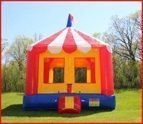 Inflatables, Moonwalks, and Bouncers
