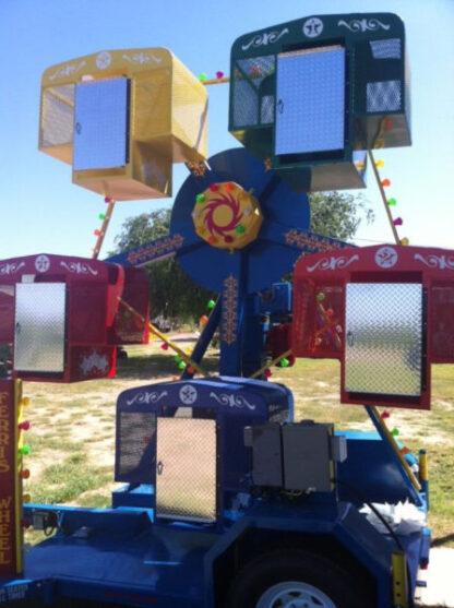 Mini ferris wheel carnival ride rental