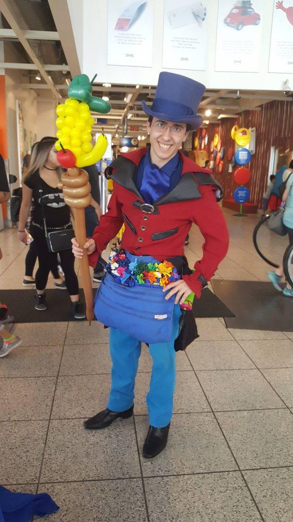 balloon artist houston
