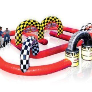 Trike racing party rental